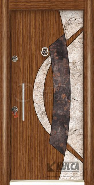 Y-1217 (LAMİNATE STEEL DOOR)